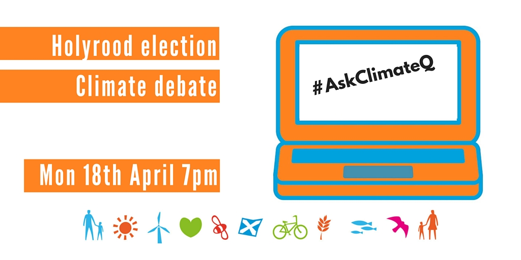 Link to the online climate debate